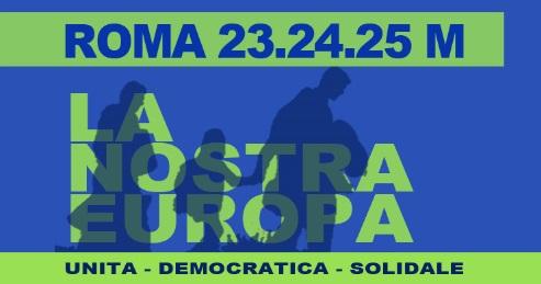 La nostra Europa_Mani Tese_2017