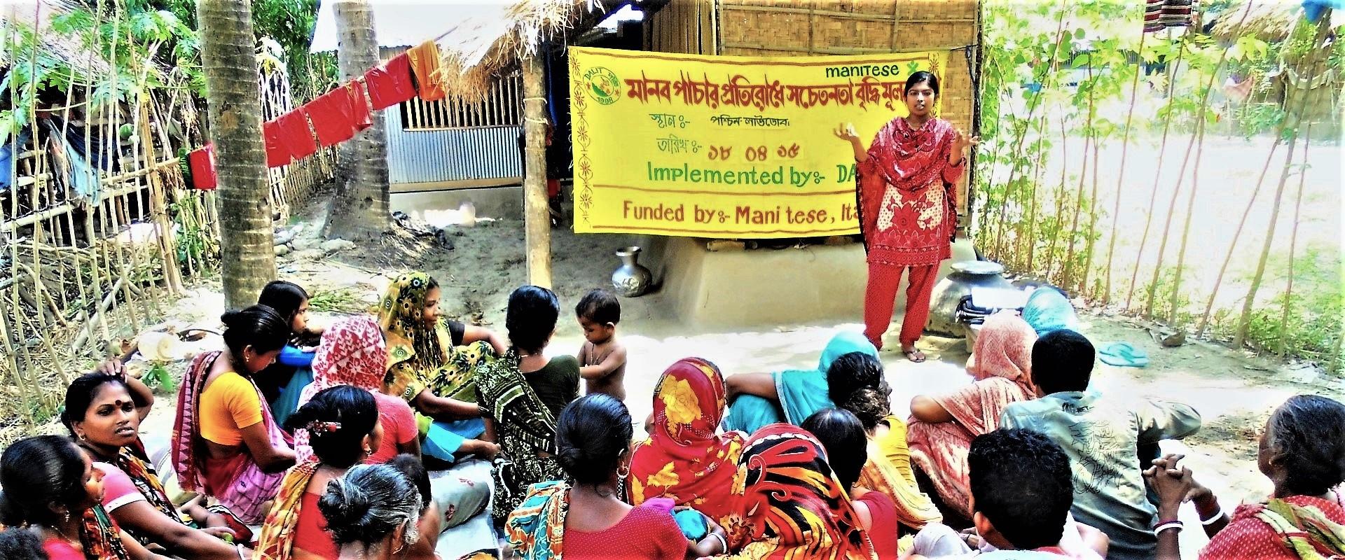 Donne_Assemblea_Laudobe_Bangladesh_Mani_Tese_2017
