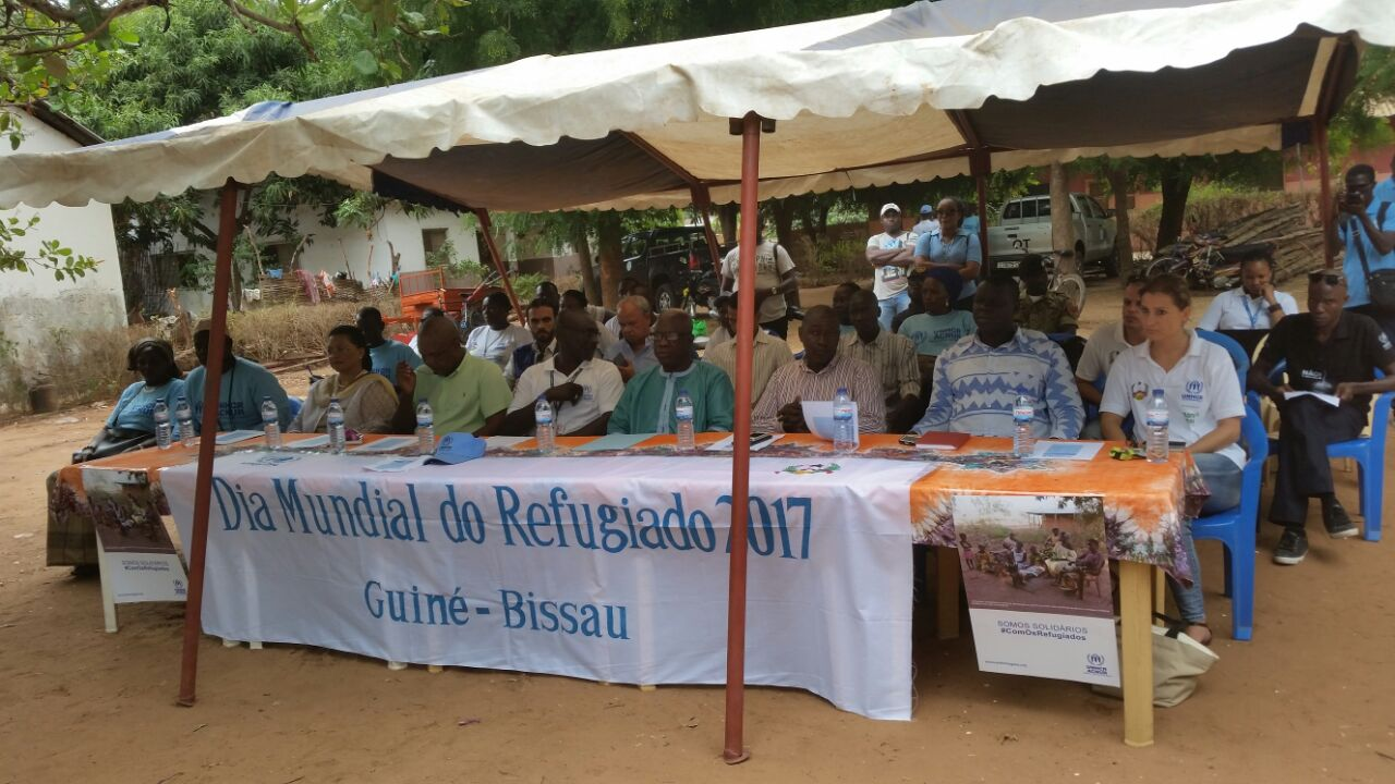 Giornata Rifugiato_Speakers_Guinea Bissau_Mani Tese_2017