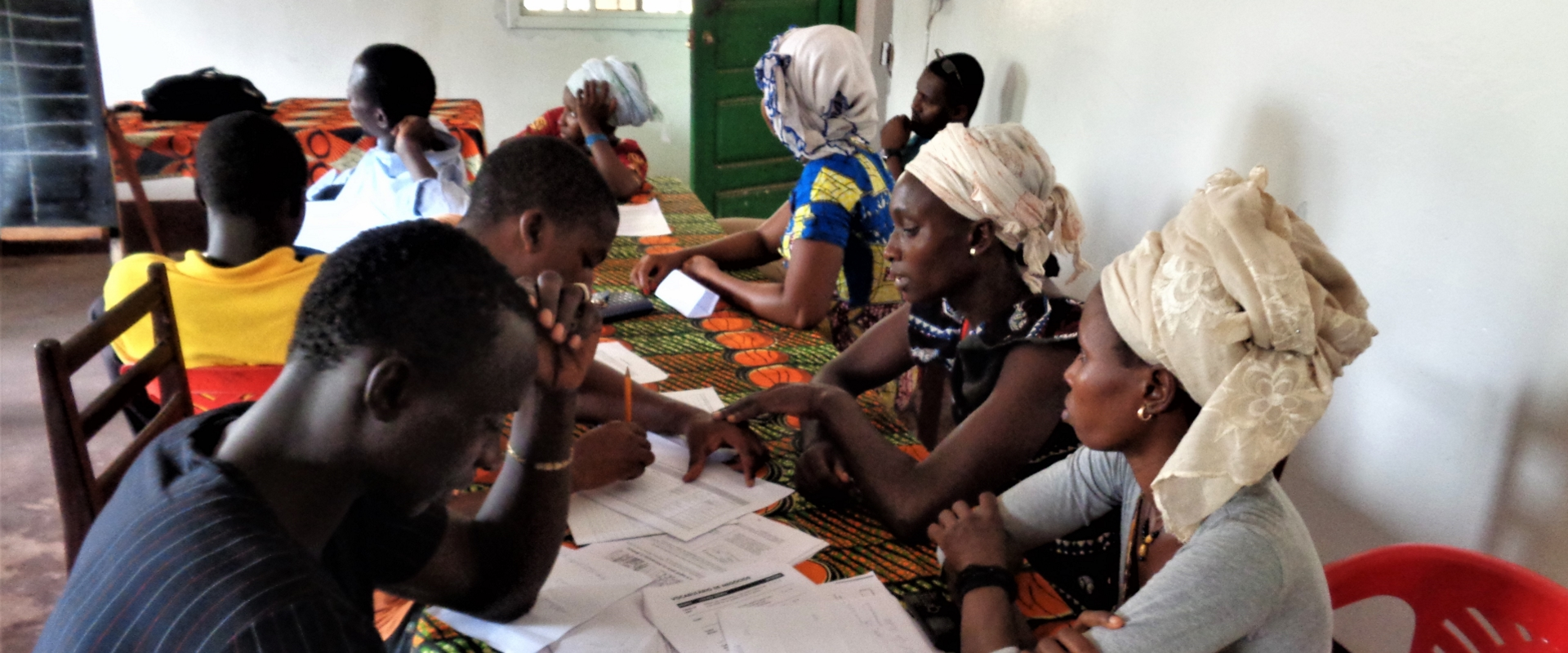 Contabilità_Gabu_Guinea Bissau_Mani Tese 2017