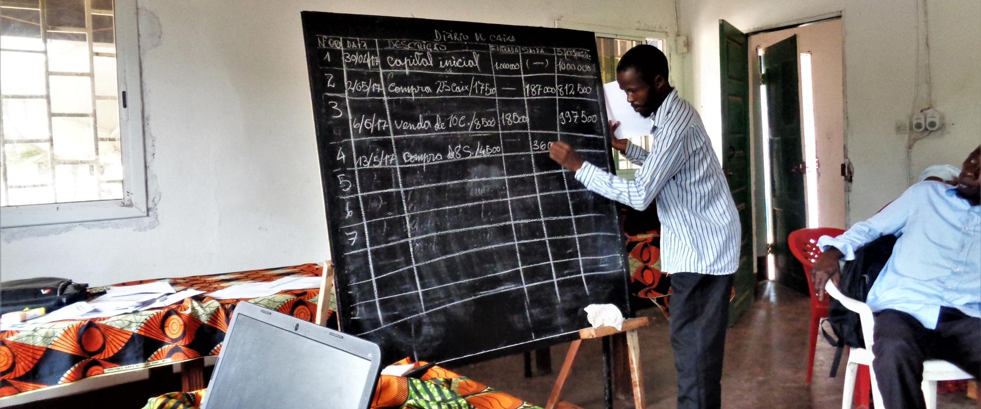 Corsi gestionali_Gabu_Guinea Bissau_Mani Tese 2017