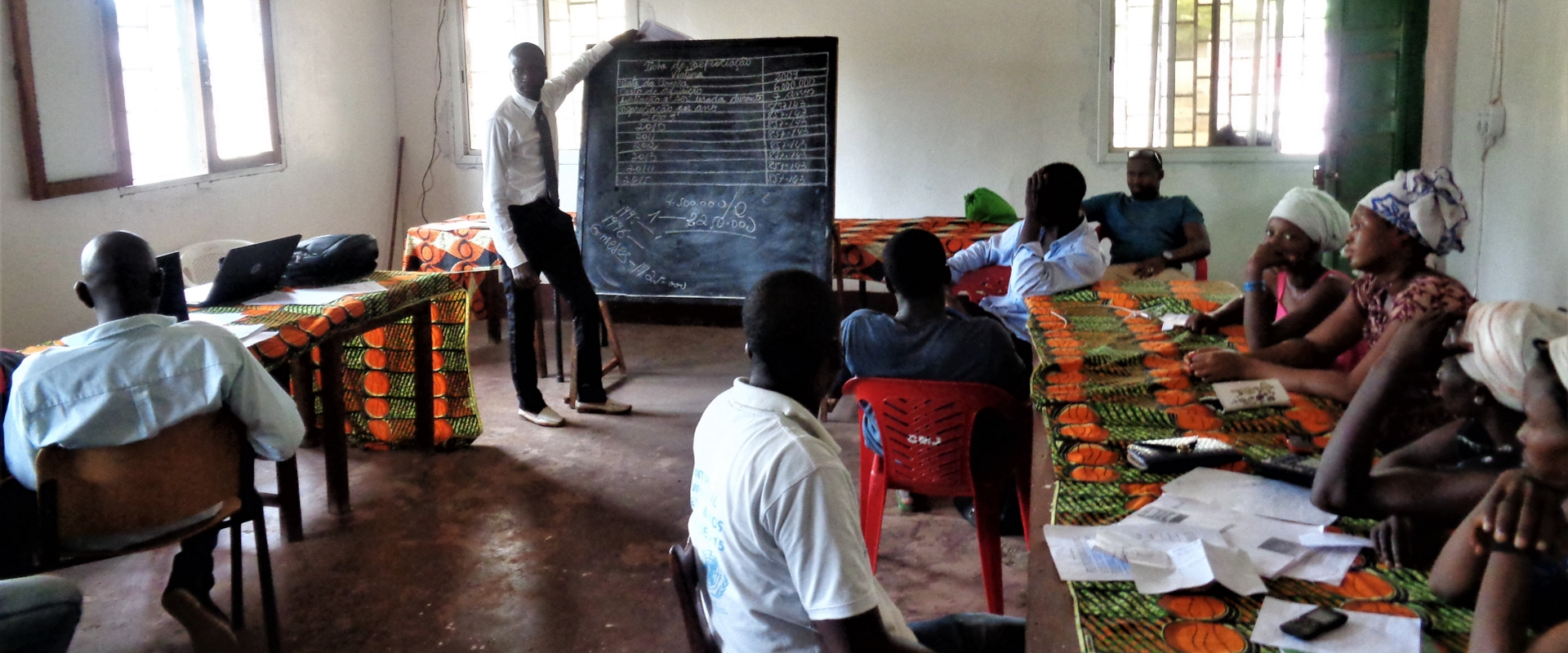 Corsi_Contabilità_Gabu_Guinea Bissau_Mani Tese 2017