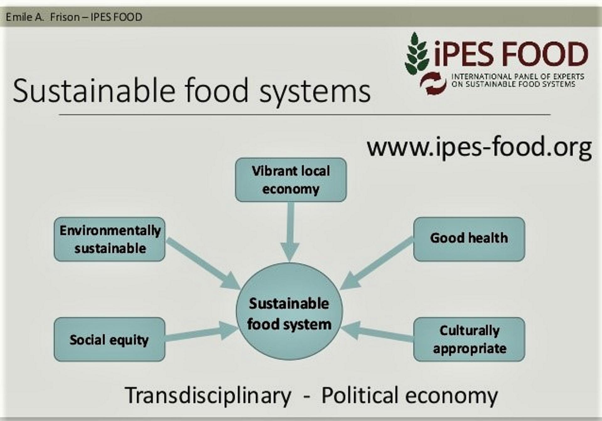 PAC_Food System_Mani Tese_2017