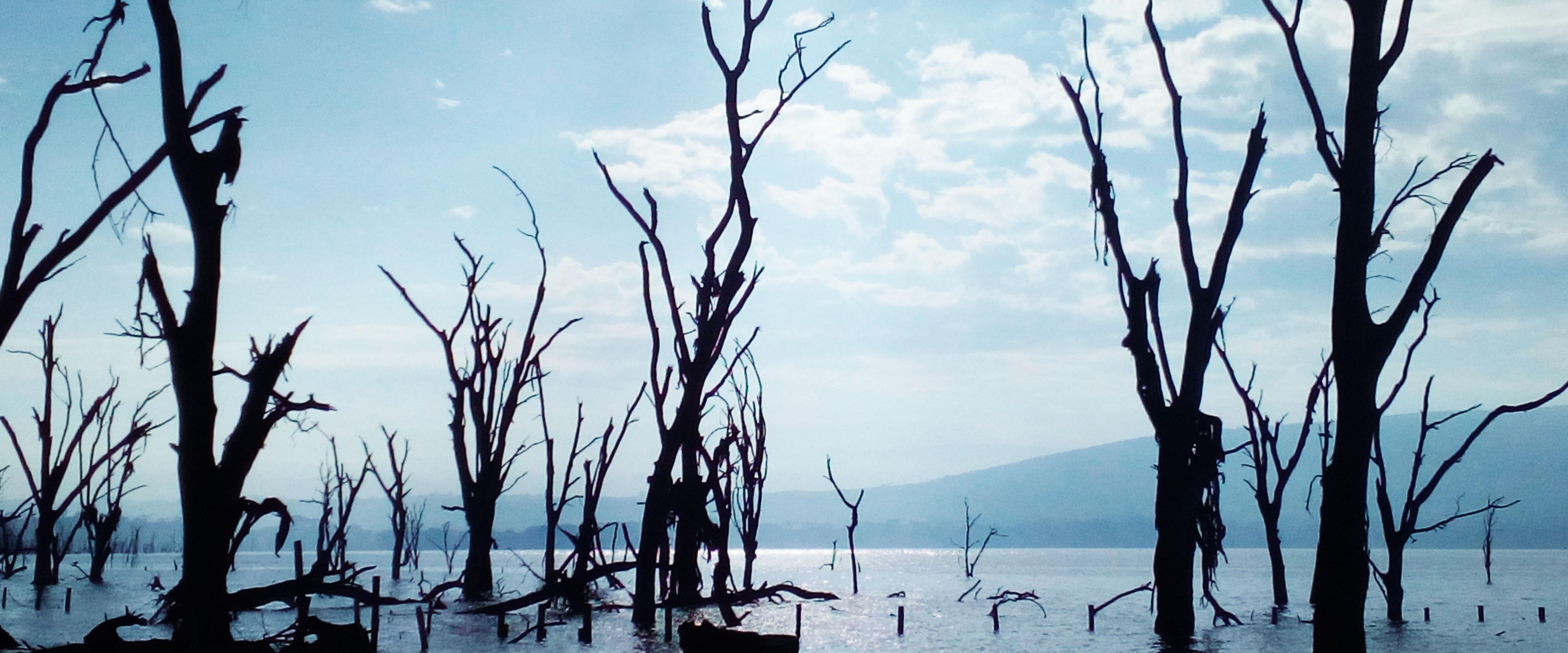 Nakuru lago esondazione Kenya Mani Tese 2017