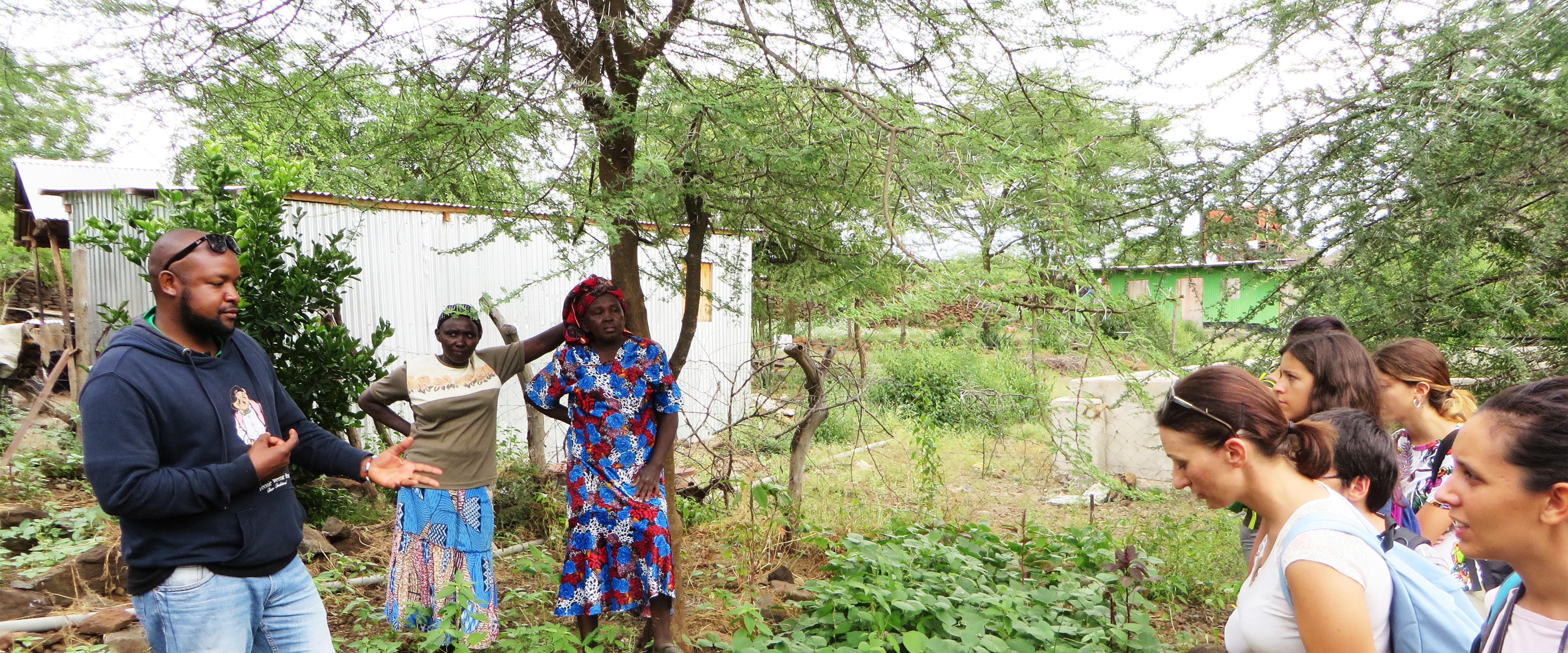orto progetti Kenya Mani Tese 2017