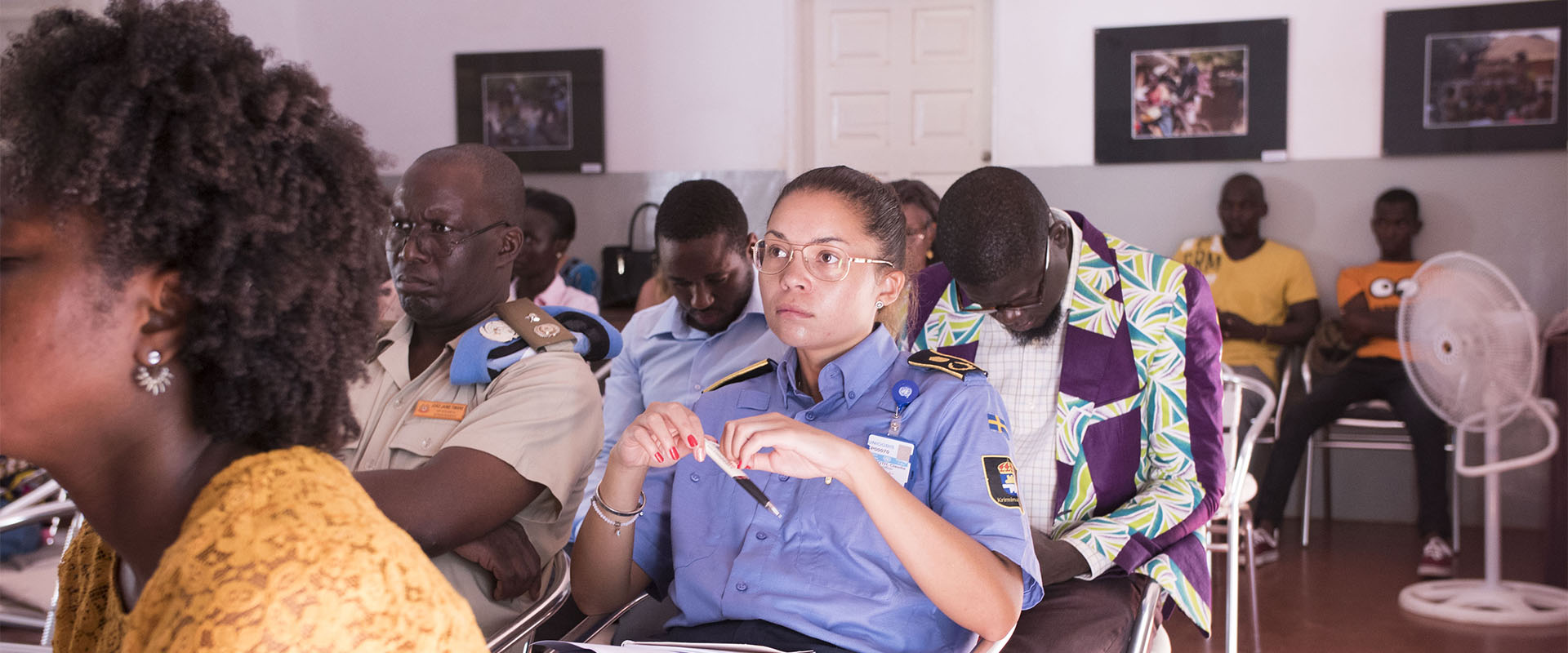 carceri progetto evento conclusione Guinea Bissau Mani Tese 2017