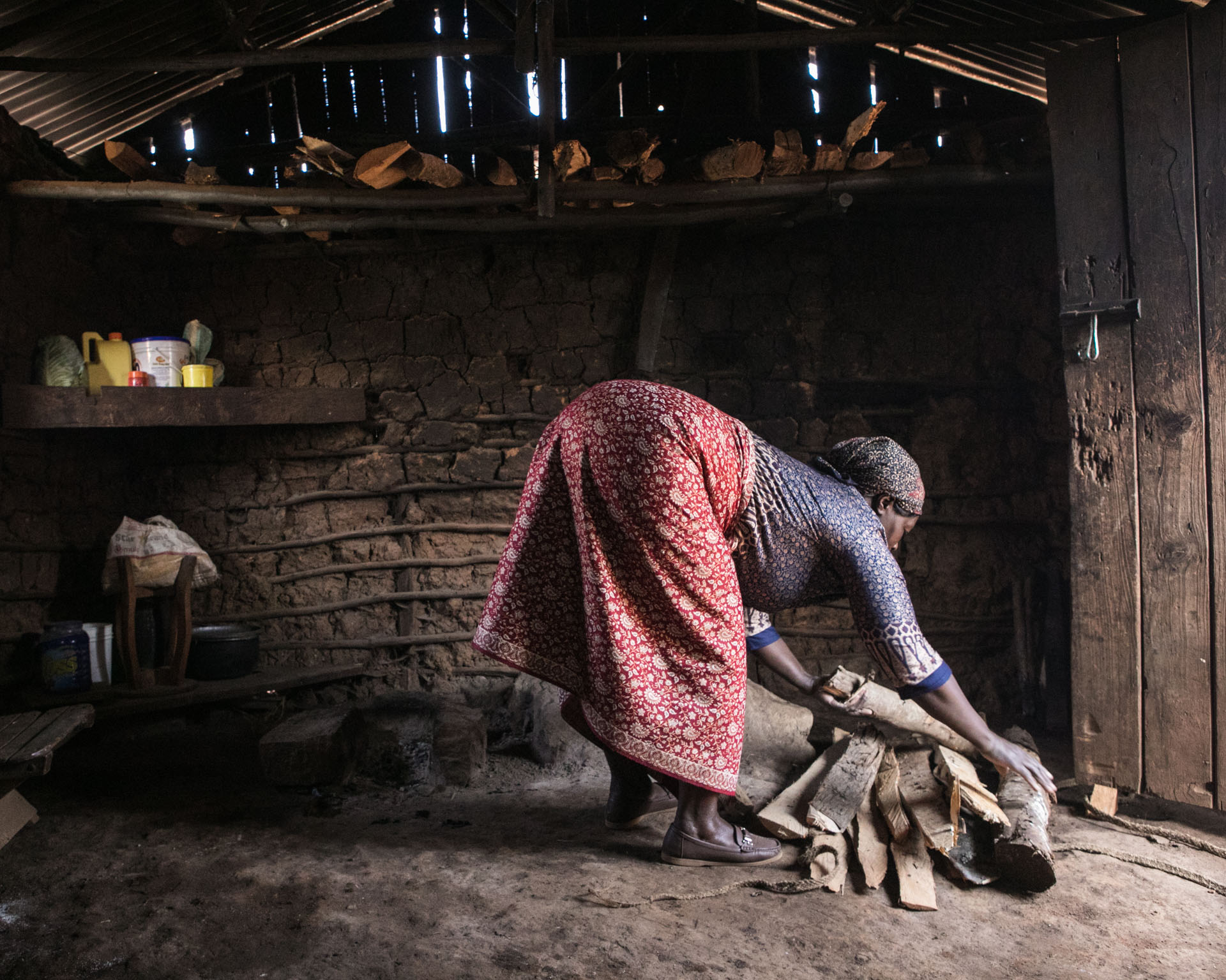 stufa salomè forno migliorato matteo de mayda kenya mani tese 2018