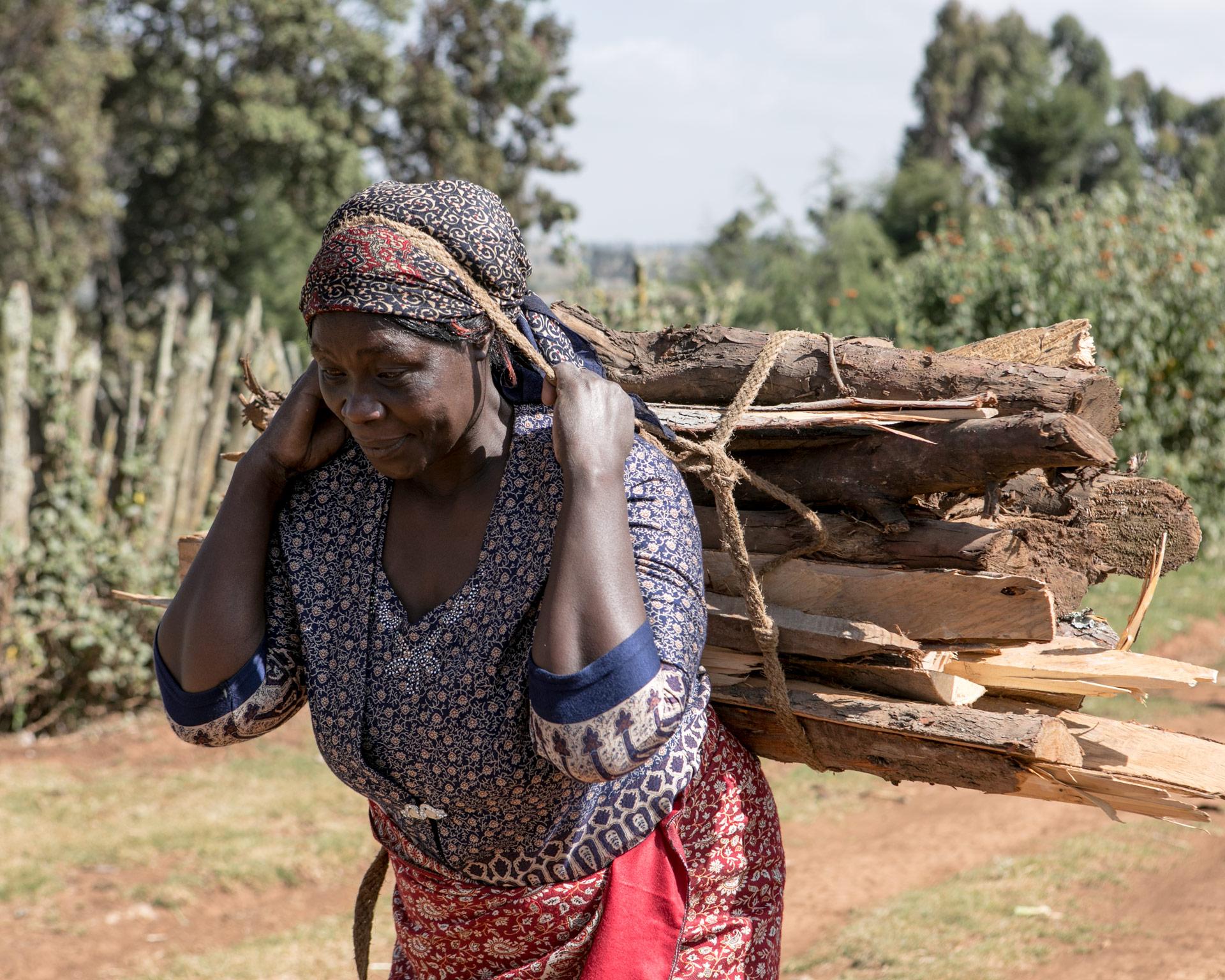 stufa salomè legna matteo de mayda kenya mani tese 2018