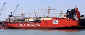 nave cargo messina la spezia Italia Mani Tese 2018