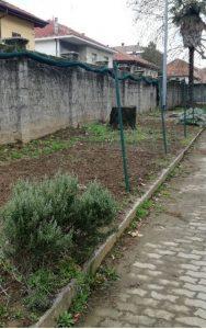 orto urbano scuola cortile Italia Mani Tese 2018