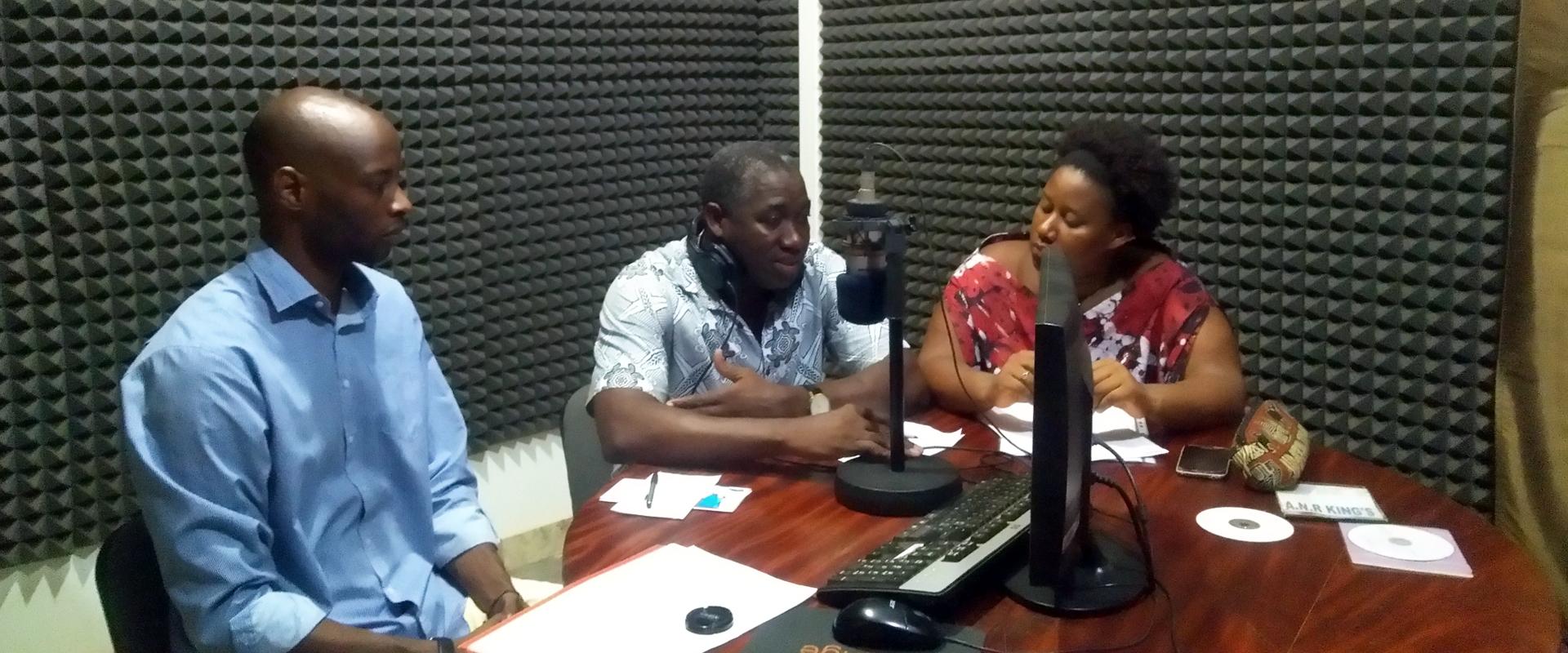 radio sol mansi migrazioni Guinea-Bissau Mani Tese 2018