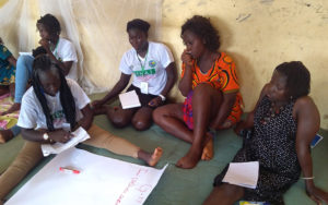 ragazze violenza genere formazione Guinea-Bissau Mani Tese 2018