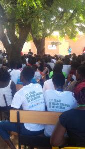 scuola volontariato formazione giovani Mani Tese Guinea-Bissau 2018