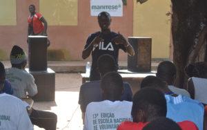 volontariato giovani formazione imprenditorialità Mani Tese Guinea-Bissau 2018