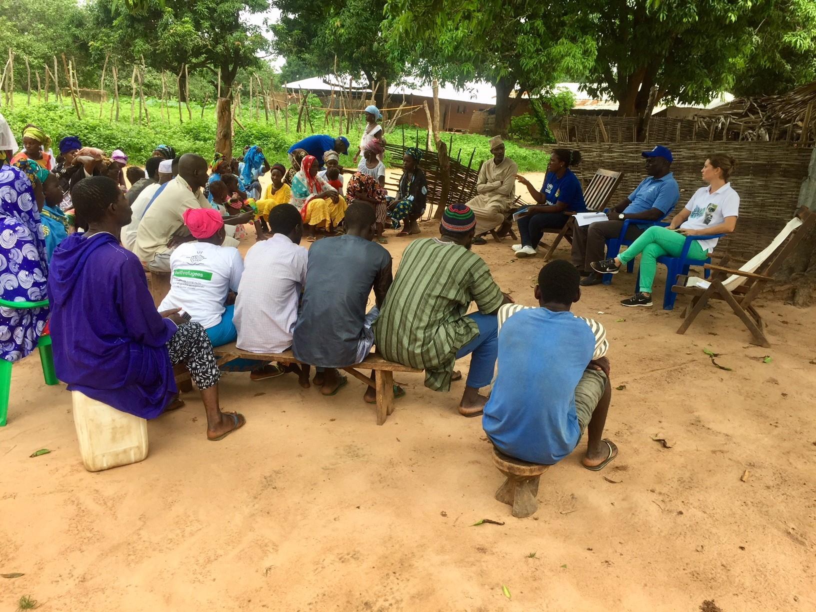 riunione rifugiati senegalesi_guinea bissau_mani tese_2018_3