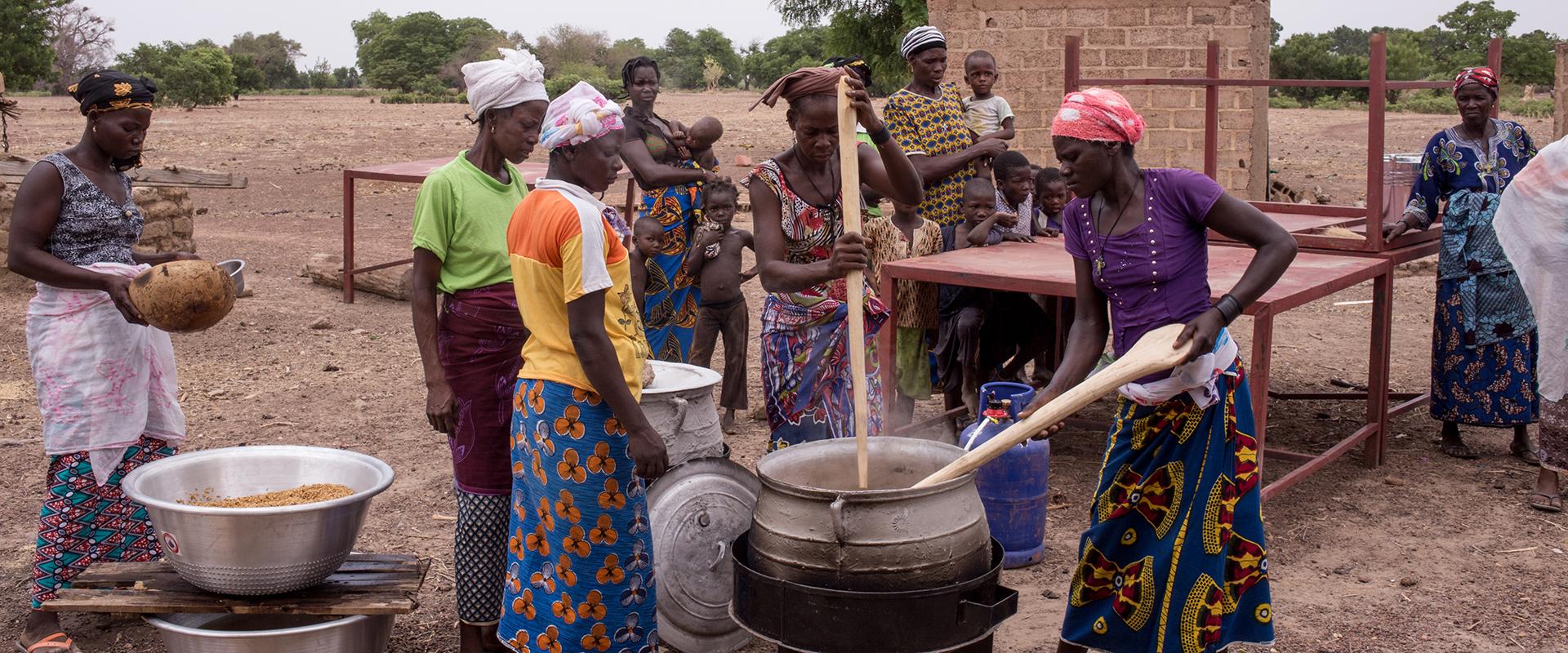 imprese sociali innovative partecipazione migranti Burkina Faso Mani Tese 2018