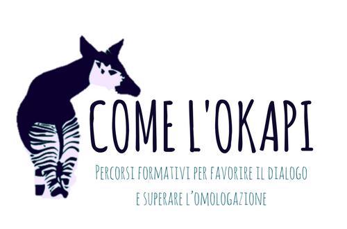 come l'okapi Italia Mani Tese 2018