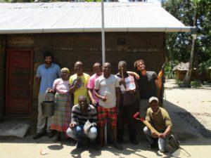 giulio caselli università firenze raccolta acqua piovana Mozambico Mani Tese 2018