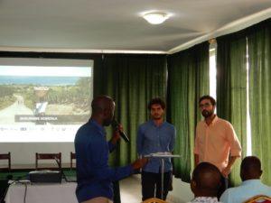 presentazione progetto quelimane agricola Mozambico Mani Tese 2018