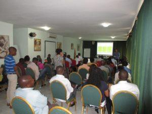 pubblico presentazione quelimane agricola Mozambico Mani Tese 2018