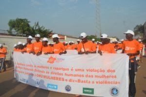 uomini contro violenza donne Mani Tese Guinea Bissau 2018