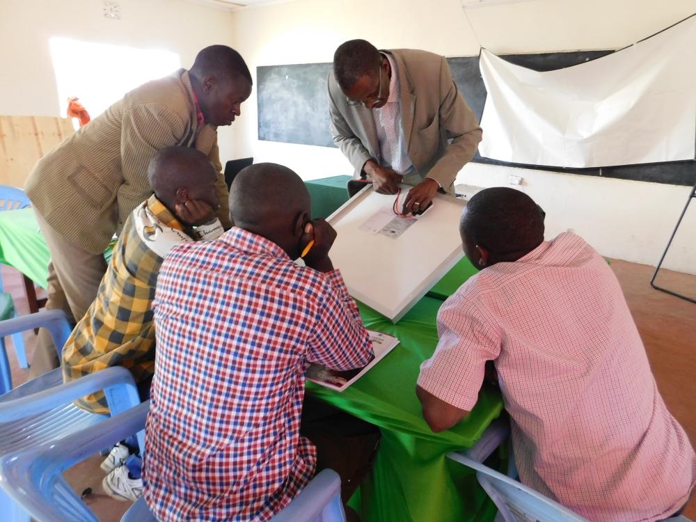 formazione tecnologie solari Kenya Mani Tese 2019