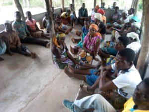 incontro comunitario statuto mozambico mani tese 2019