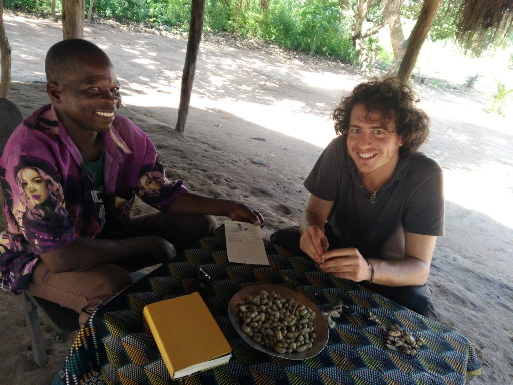 visita comunità ginama mozambico mani tese 2019