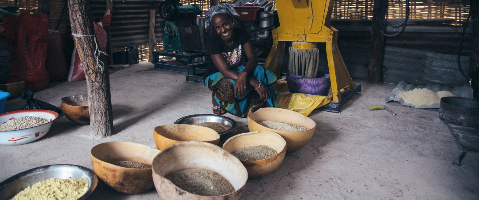 agri change kenya mani tese 2019