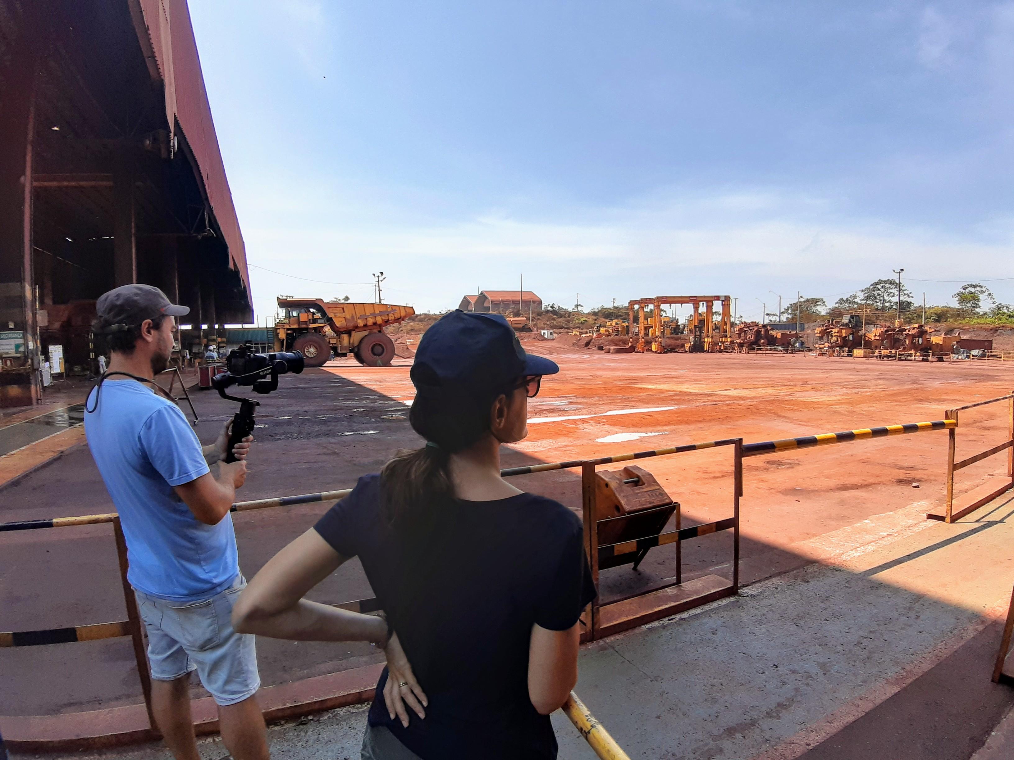 documentario acciaio brasile mani tese 2019