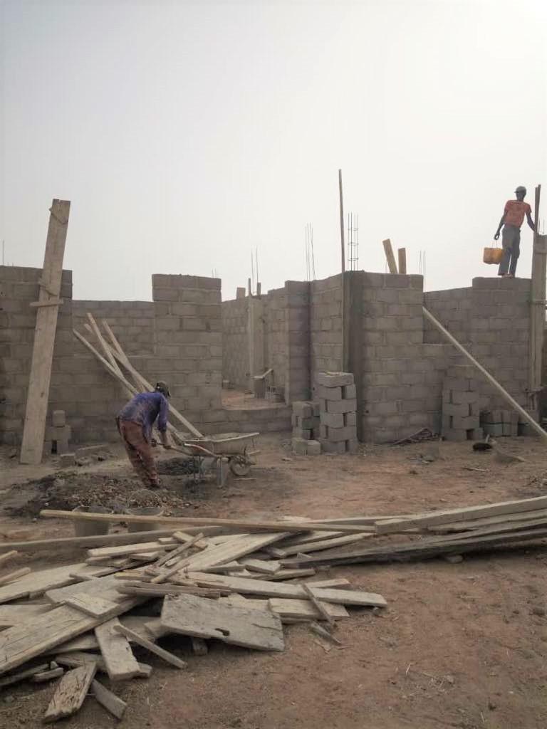 lavori di costruzione lompar -mt2020