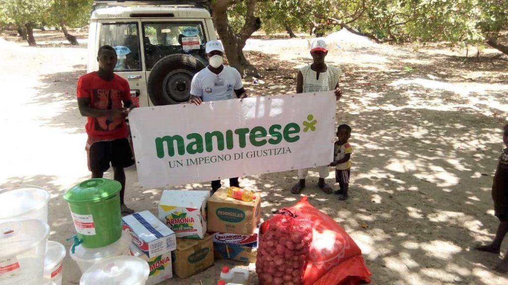 consegnati primi materiali prevenzione covid19 guinea bissau_mani tese 2020_1