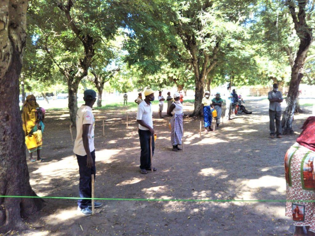 mozambico coronavirus distribuzione di cibo_mani tese 2020_1