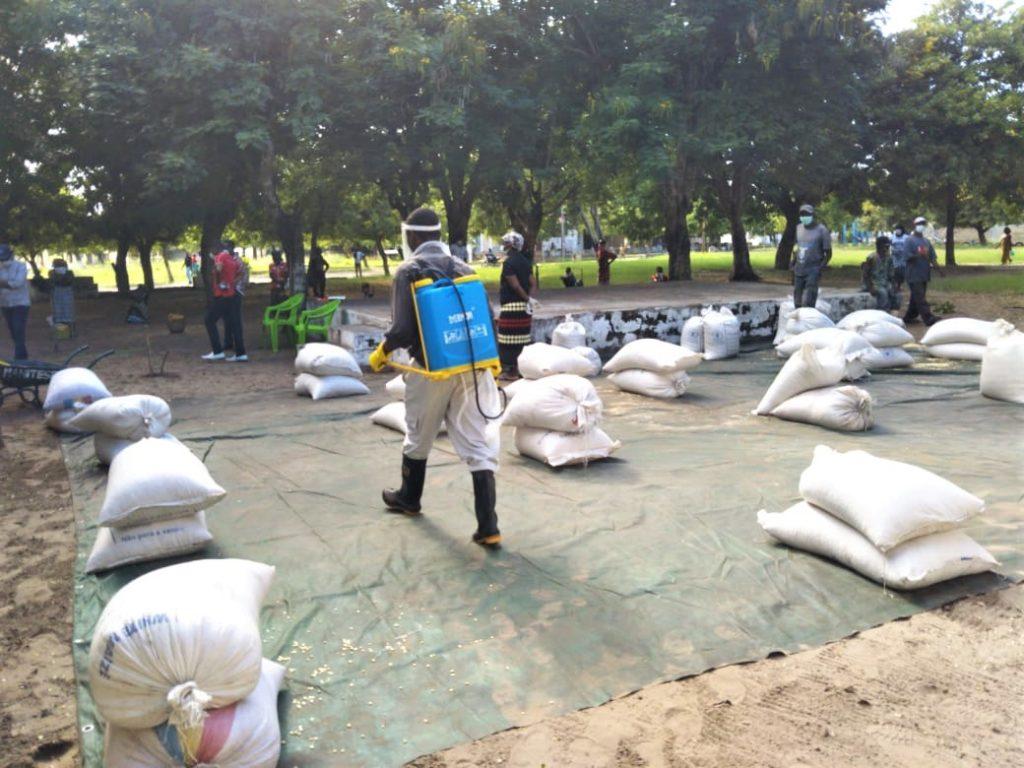 mozambico coronavirus distribuzione di cibo_mani tese 2020_8