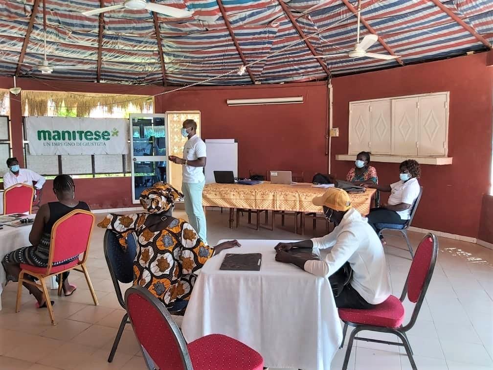 resilienza comunità guinea bissau mani tese 2020
